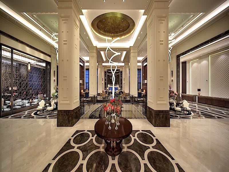 Hilton Istanbul Bomonti - Lobby
