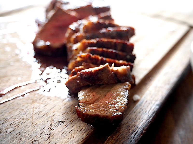 Elbet Steakhouse New York Steak