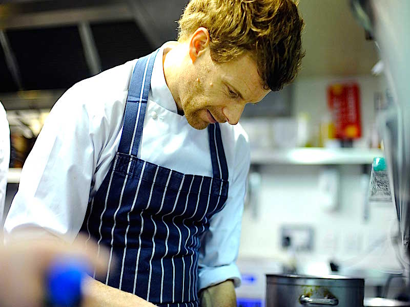 Tom's Kitchen İstanbul - Tom Aikens