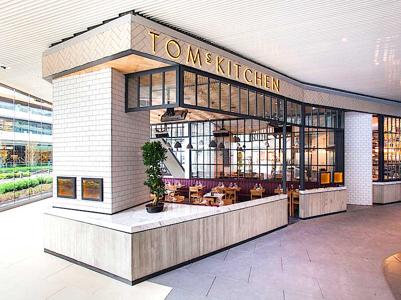 Tom's Kitchen İstanbul Dış Görünüş