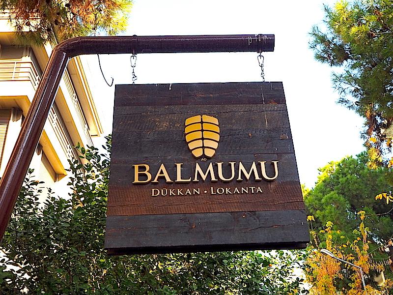 Balmumu Dükkan Lokanta - Logo