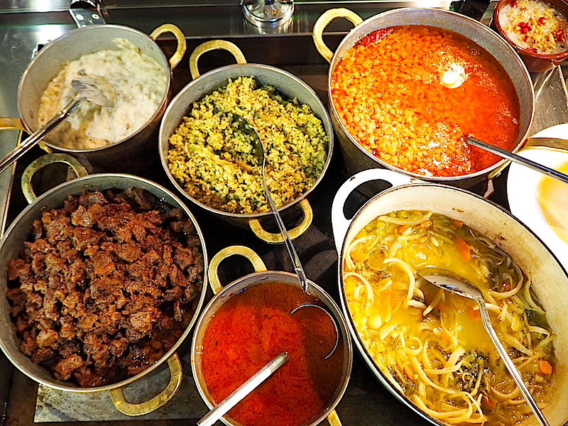 Balmumu Dükkan Lokanta - Yemekler