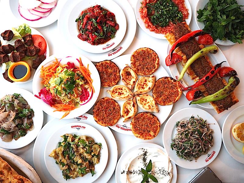 Adana Yeme İçme Rehberi - Onbaşılar Kebap