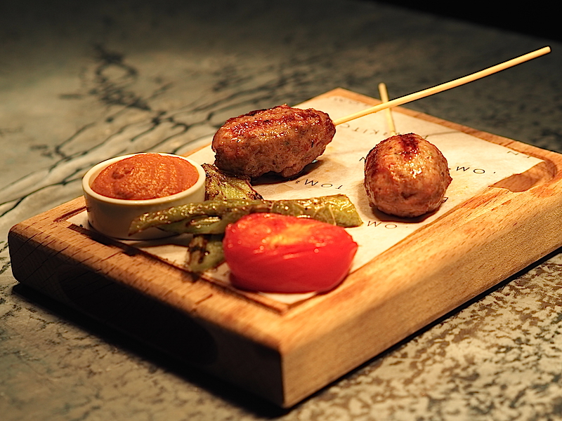 Tom's Kitchen İstanbul - Tom's Kofte
