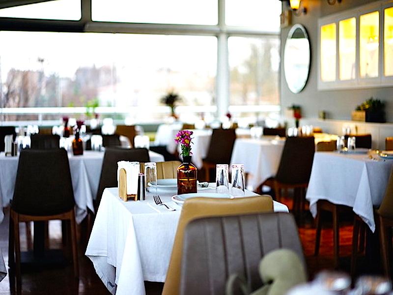 Leb-i Derya Restaurant İç Mekan