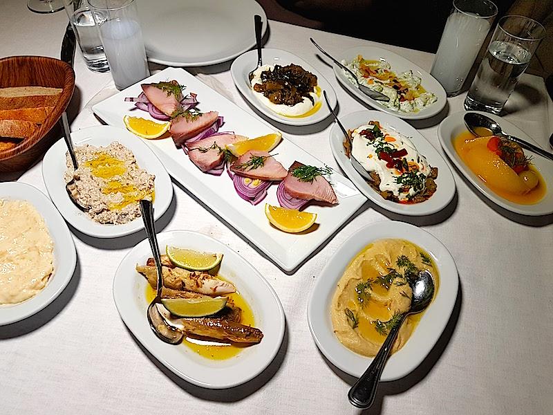 Leb-i Derya Restaurant Sofra