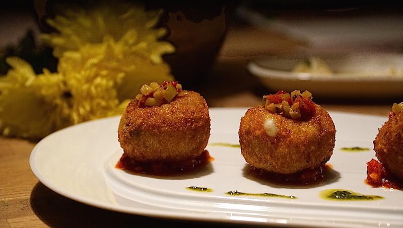 Roffa Brasserie & Bar Arancini