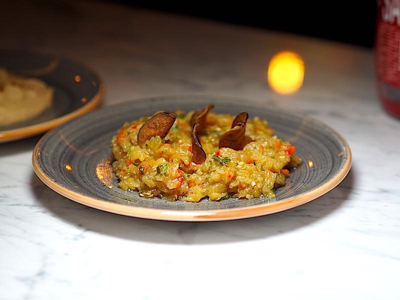 Fahham Kuruçeşme Patlıcan Salatası