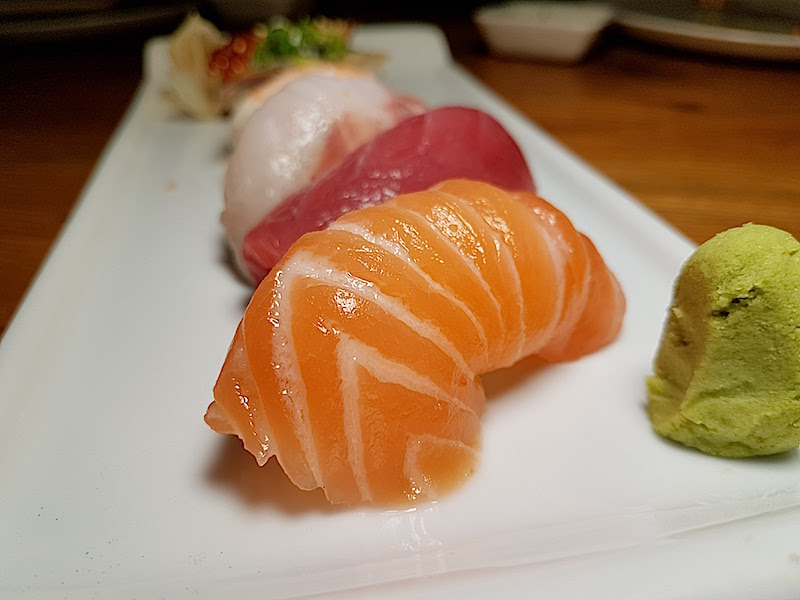 Naomi Sushi Bar - Nigiri Mix
