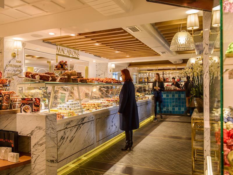 Beyaz Fırın & Brasserie Etiler İç Mekan