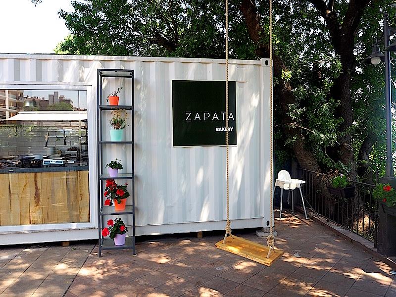 Bomonti Moda Zapata Bakery