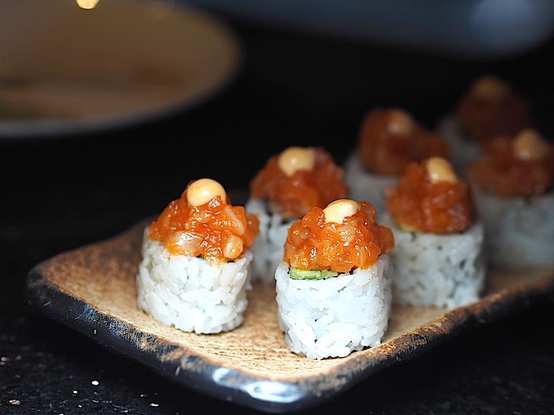 Porter Bar. B. Q. Etli Sushi