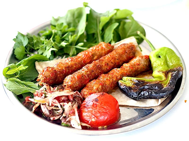 Seraf Restaurant Mardin Kebabı