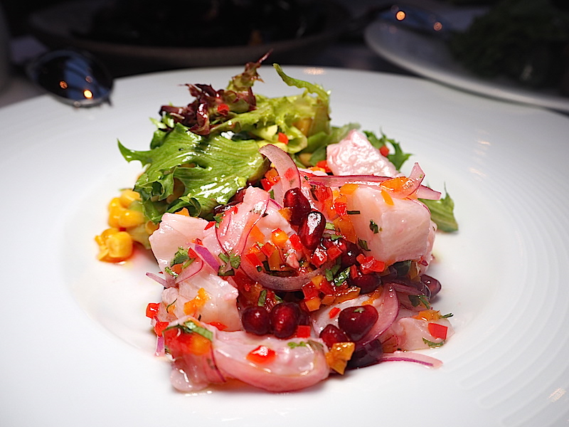 Frankie İstanbul Ceviche