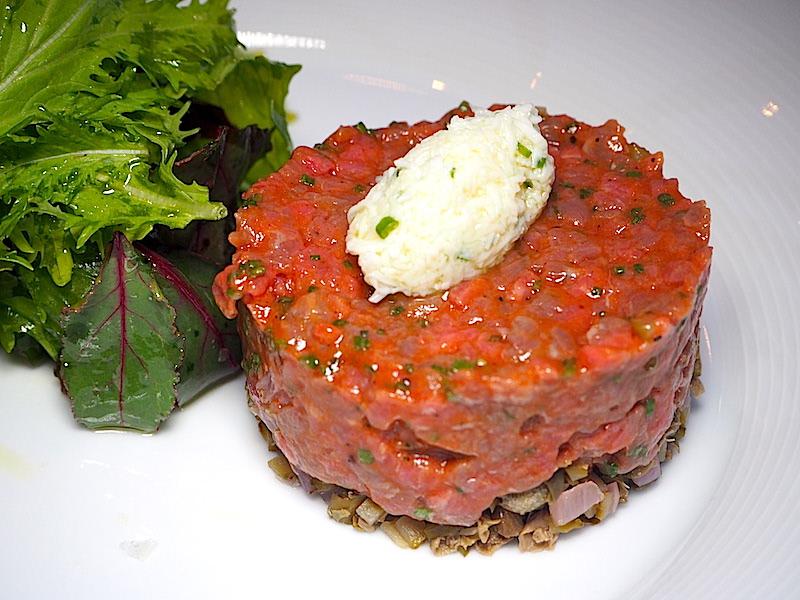 Frankie İstanbul Steak Tartar