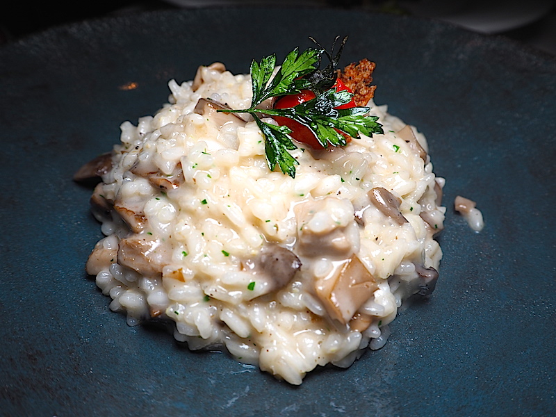 Frankie İstanbul Risotto