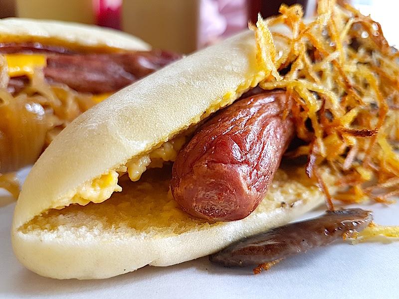 Zapata Burger - Hot Dog
