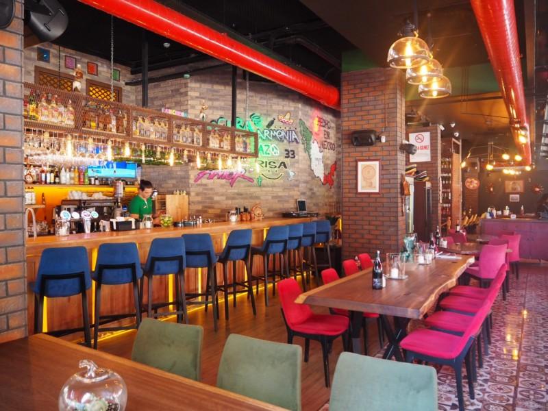 Rachero Mexican Restaurant - İç Mekan