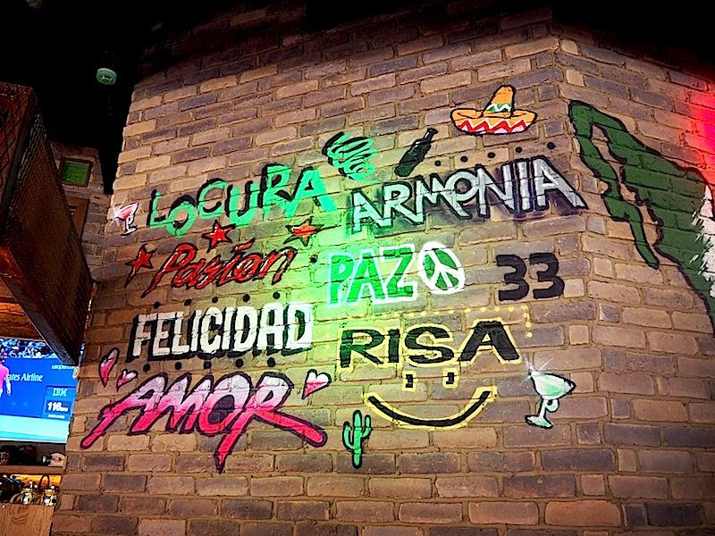 Ranchero Mexican Restaurant - İç Mekan
