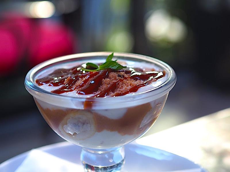 Ranchero Mexican Restaurant - Magno Con Cajeta