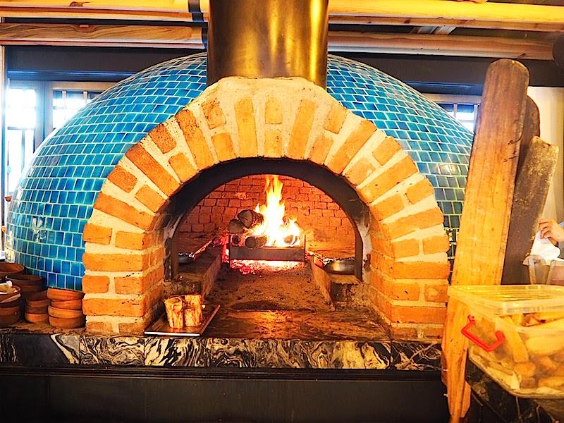Mürver Restaurant - Odun Fırını