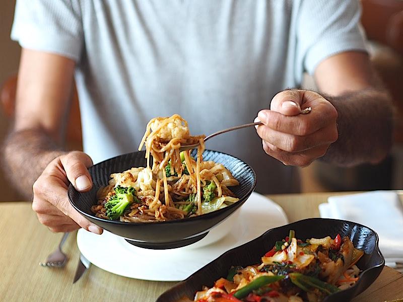 Thai Mutfağı Shangri-La Bosphorus IST TOO