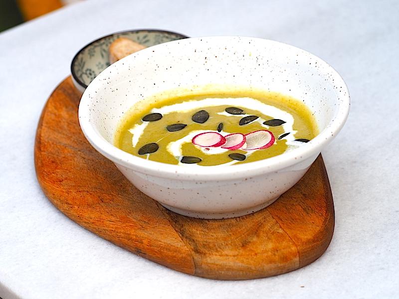 İnkase Brokoli Çorbası