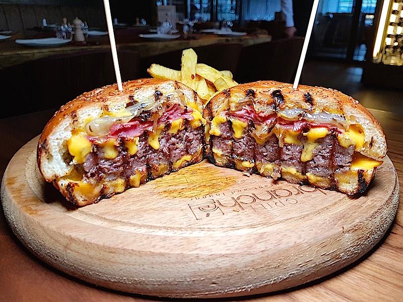 Grill Branche Burger