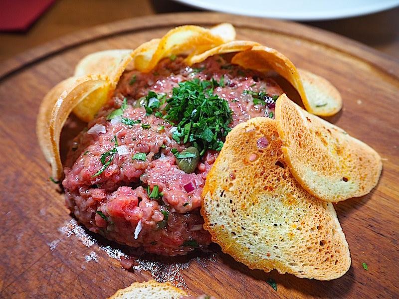 Grill Branche Steak Tartare