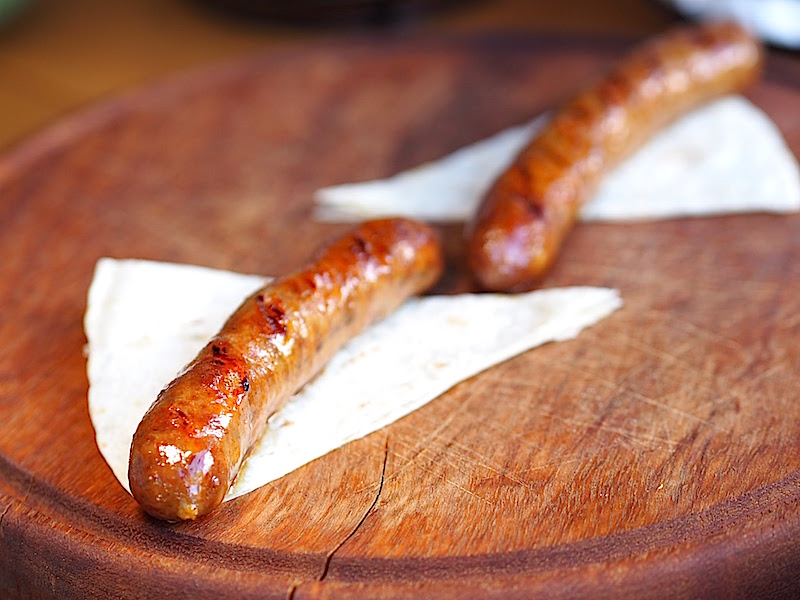 Mr. Meat Steakhouse Merguez Sosis