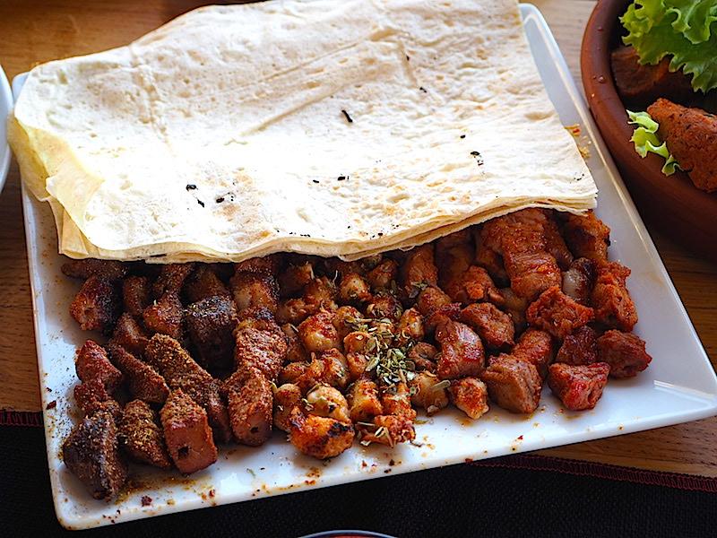 Ali Ocakbaşı Karaköy Ara Sıcak Tabağı