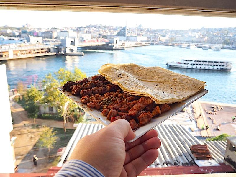 Ali Ocakbaşı Karaköy Manzara