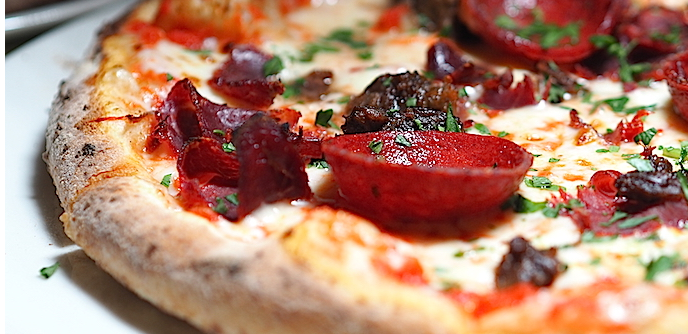 Spring Street Pizzeria : Hem İtalyan, Hem Amerikan