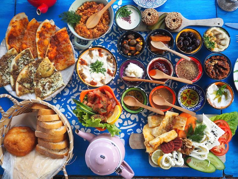 İstanbul'un En İyi Seprme Kahvaltıları - Arada Cafe
