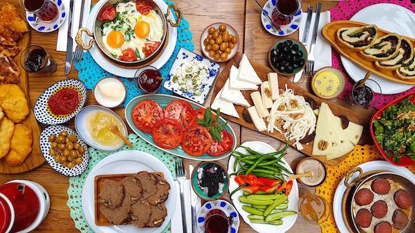 İstanbul'un En İyi Seprme Kahvaltıları - Patiska Bozcaada