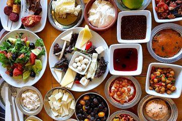 Beyzade Künefe Serpme Kahvaltı