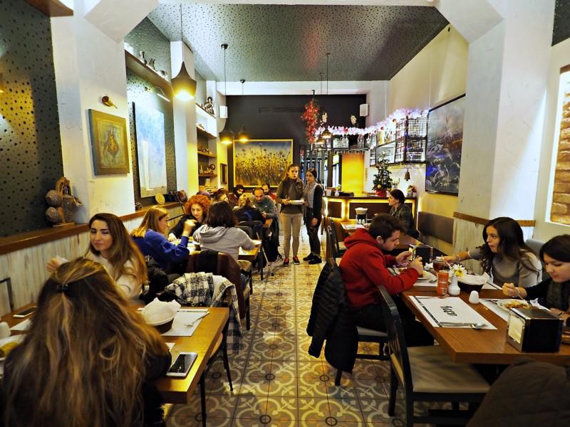 Fıccın Restaurant - İç Mekan
