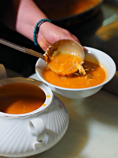Fıccın Restaurant - Tulen Çorbası