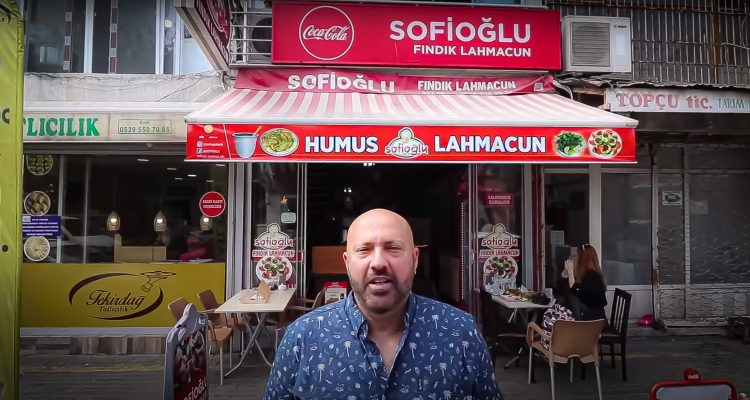 Sofioğlu Fındık Lahmacun